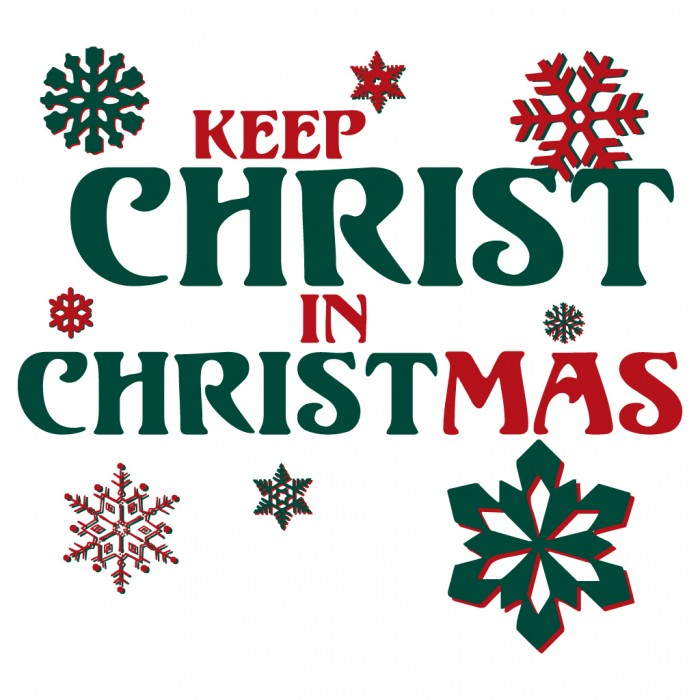 Keeping Christmas All The Year: Keeping Christ In Christmas. « Complete In Christ
